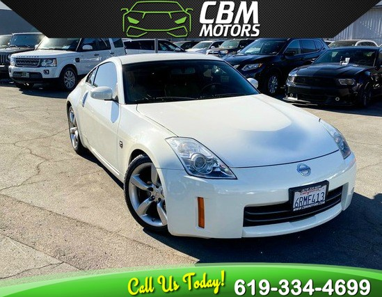 2008 Nissan 350Z Touring W/ NAV/ BLUETOOTH/ LOW MILES