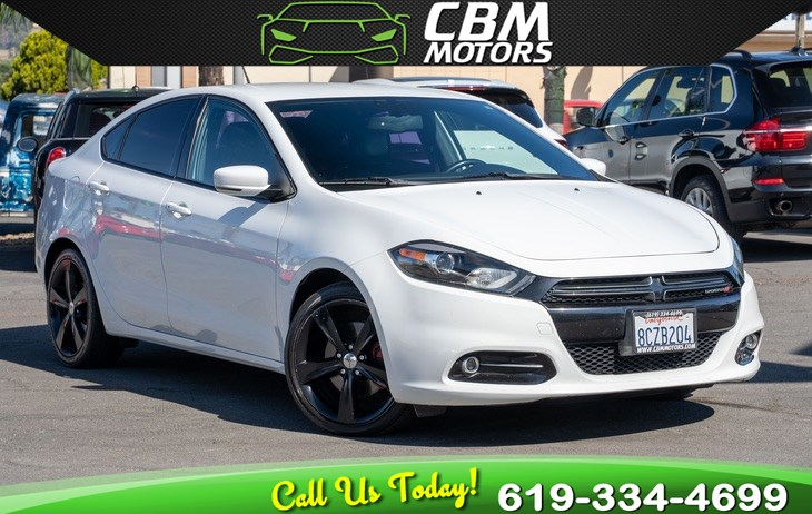 2015 Dodge Dart GT W/ NAVIGATION/ BACK UP CAMERA/ BLUETOOTH