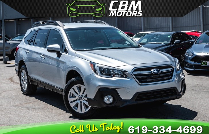 2019 Subaru Outback Premium AWD W/ BACK UP CAMERA/ 1 OWNER