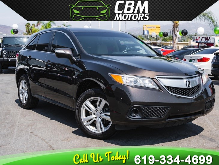 2014 Acura RDX W/ MOONROOF/ BACK UP CAMERA CAMERA