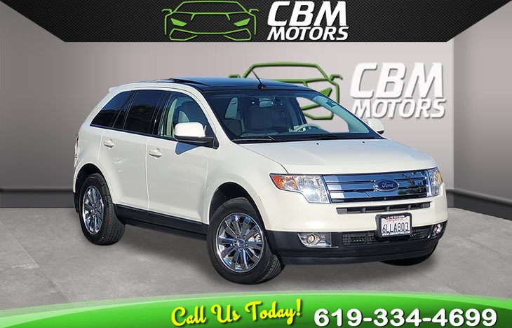 2010 Ford Edge SEL W/ PANO MOONROOF