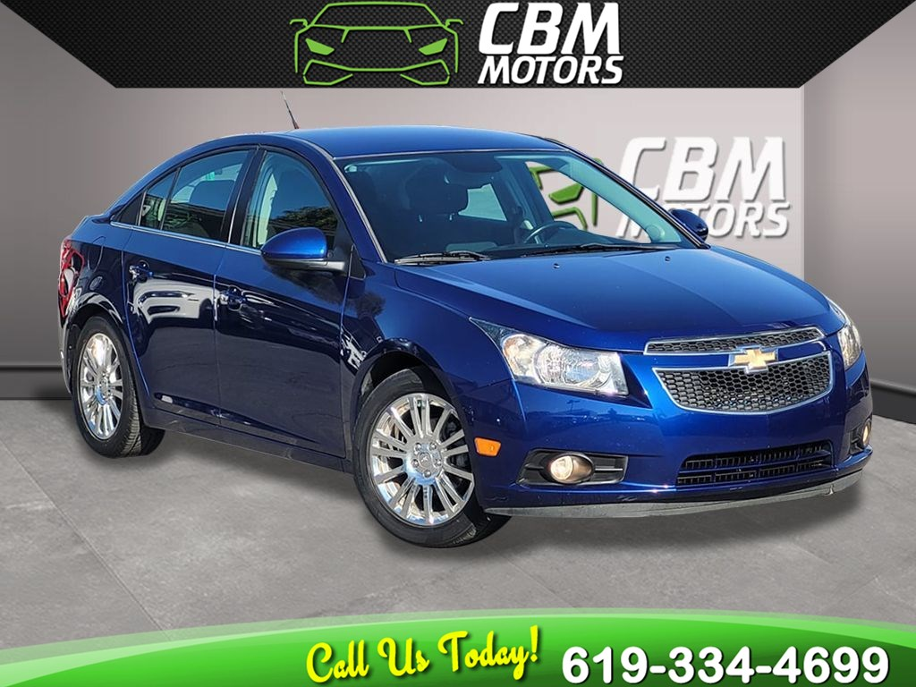 2013 Chevrolet Cruze ECO TURBOCHARGED