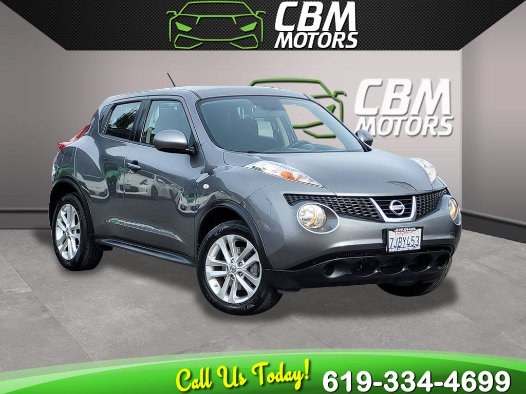 2014 Nissan JUKE S TURBOCHARGED