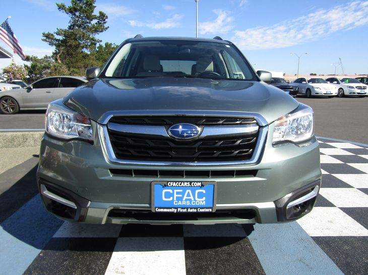 2017 Subaru Forester Premium - Community First Auto Centers