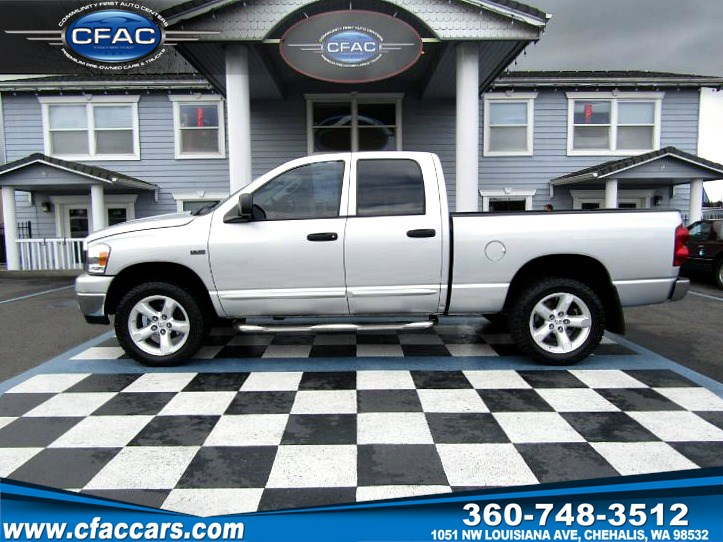 Used 2007 Dodge Ram 1500 SLT in Chehalis