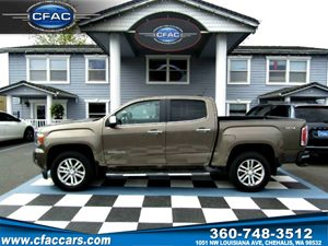 View 2015 GMC Canyon
