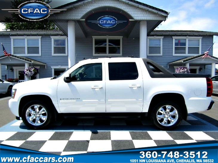 2008 Chevrolet Avalanche LS CREWCAB 4WD