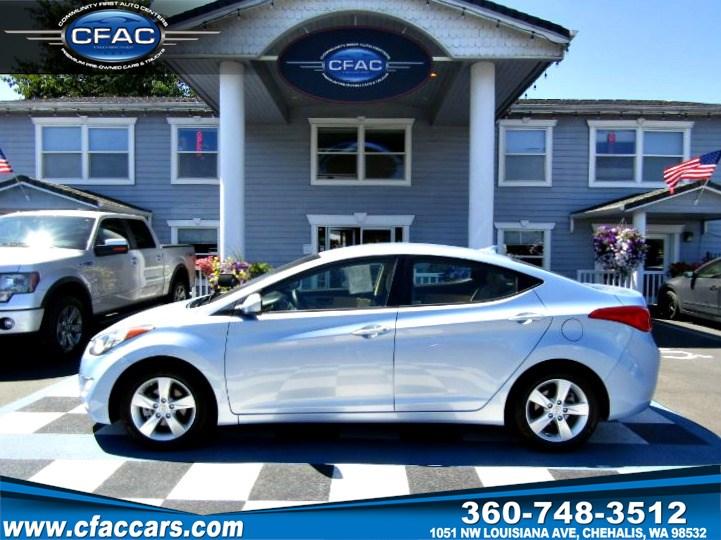 Used Hyundai for Sale Chehalis WA - Community First Auto Centers
