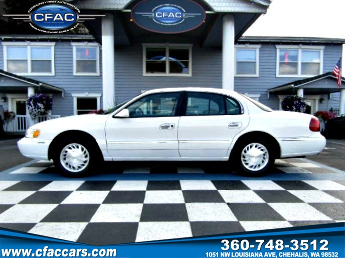 1998 Lincoln Continental Luxury Sedan (1 owner w/61k Miles!!)