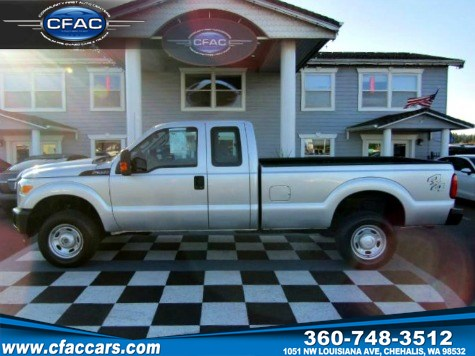 2015 Ford Super Duty F-350SD XL SUPERCAB LONGBOX 4WD