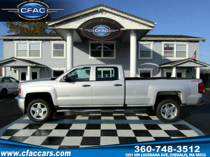 2016 Chevrolet Silverado 2500HD CREWCAB LONGBOX 4WD