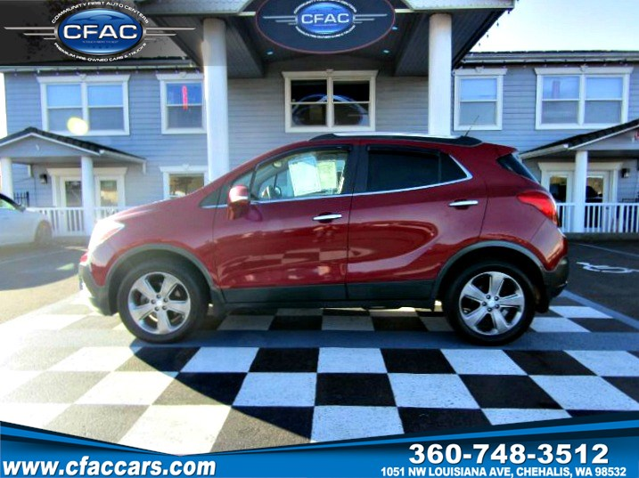 2014 Buick Encore ALL-WHEEL DRIVE SUV