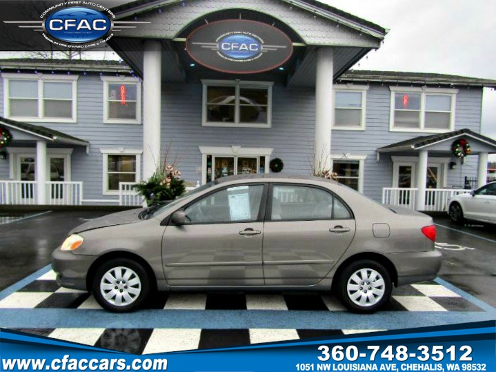 2003 Toyota Corolla LE SEDAN   (40 MPG!!)
