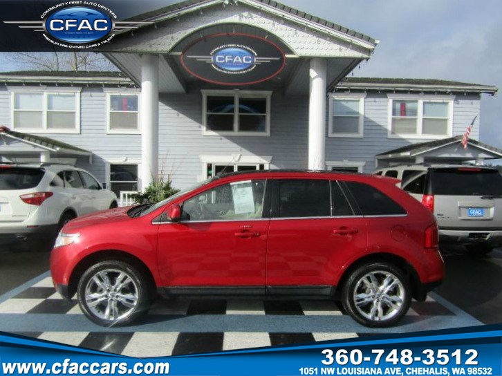 2011 Ford Edge Limited AWD SUV
