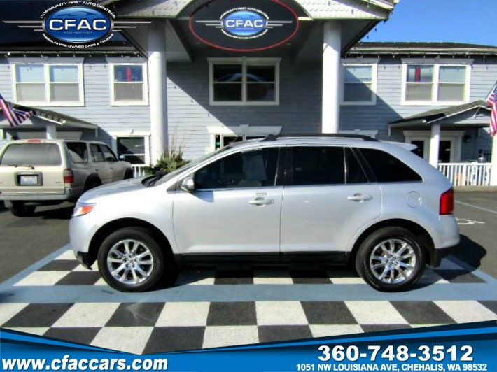 2011 Ford Edge Limited AWD SUV (25 MPG!)