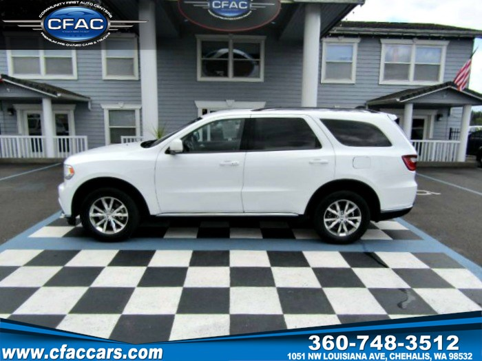 2015 Dodge Durango Limited AWD SUV w/3rd Row