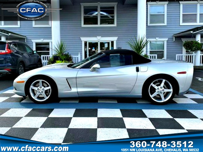 2005 Chevrolet Corvette Convertible Coupe (Only 23K Original Miles!!)