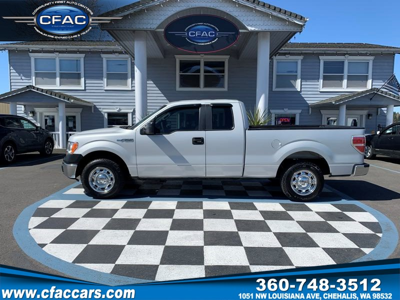 2013 Ford F-150 XL SUPERCAB 2WD