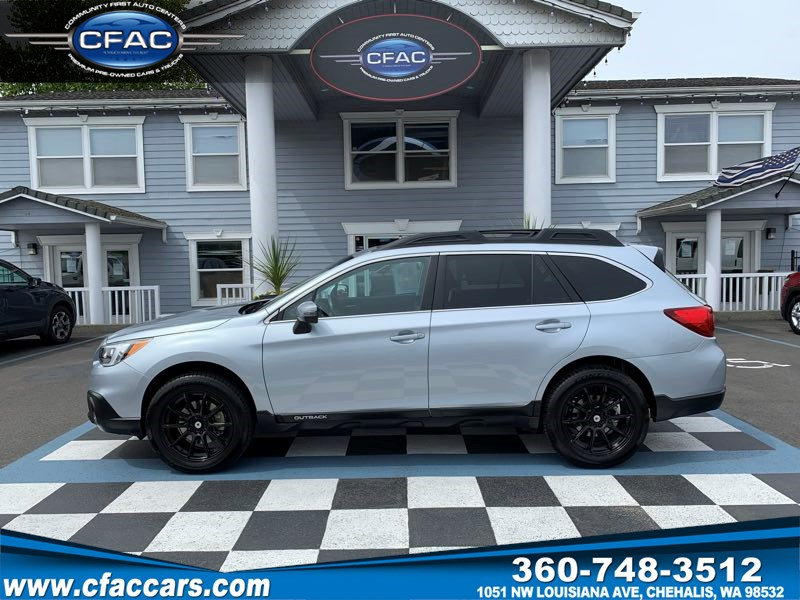 2016 Subaru Outback 2.5i Limited AWD Wagon (33 MPG)