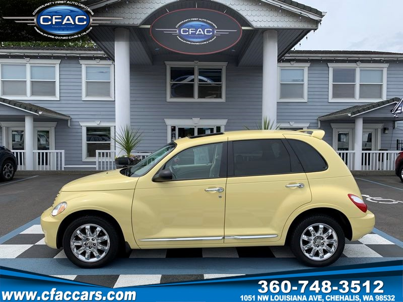 2007 Chrysler PT Cruiser Limited (1Owner w/Only 29K Actual Miles)