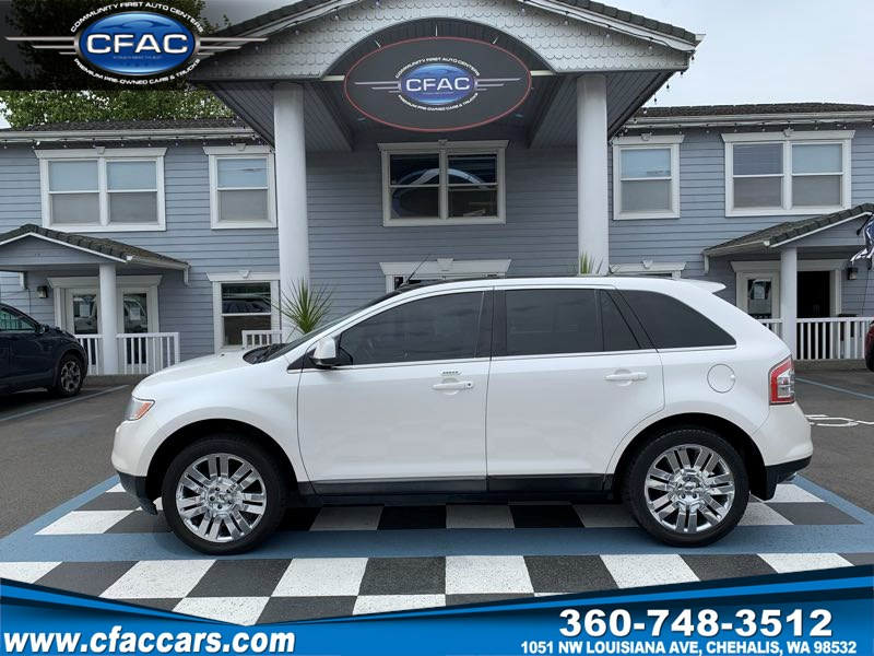 2010 Ford Edge Limited FWD SUV (25 MPG)