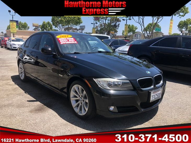 Sold 2011 Bmw 3 Series 328i In Lawndale
