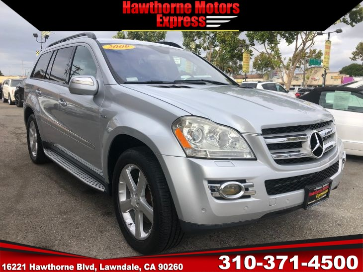 2009 Mercedes-Benz GL320 BlueTEC SUV