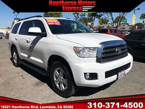 View 2015 Toyota Sequoia