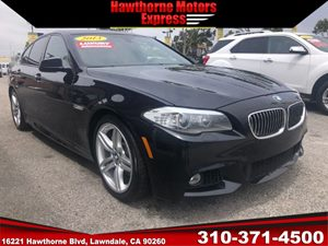 View 2013 BMW 5 Series