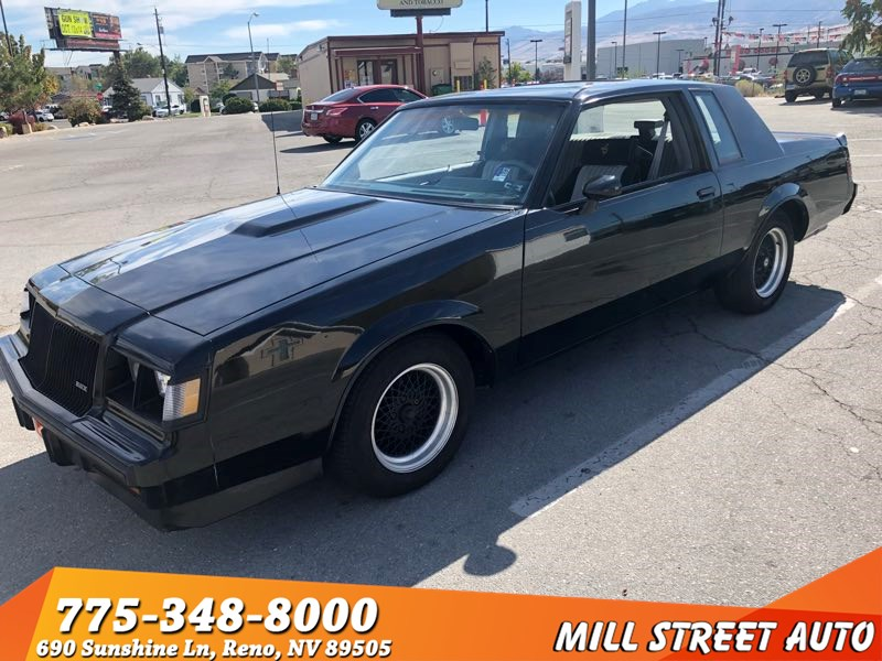 1986 Buick Regal >> Sold 1986 Buick Regal T Type In Reno