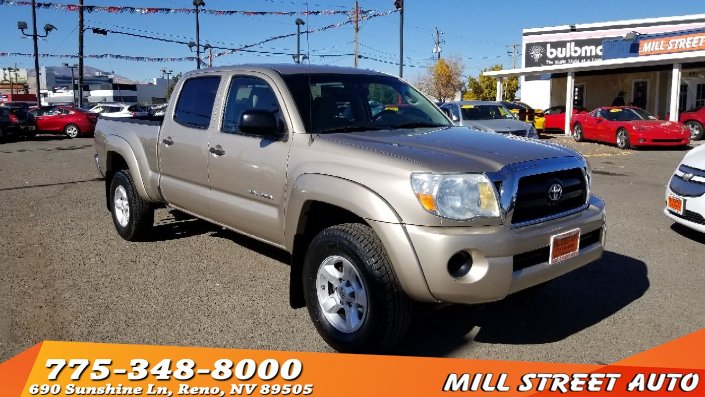 Sold 2008 Toyota Tacoma In Reno