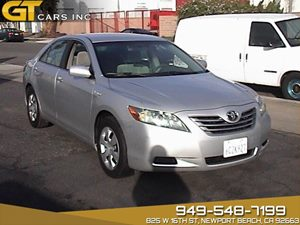 View 2008 Toyota Camry Hybrid