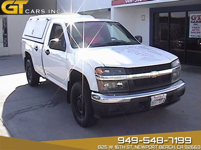2008 Chevrolet Colorado 2WT