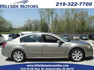 View 2007 Nissan Maxima