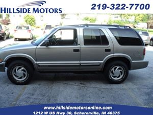 View 2001 Chevrolet Blazer