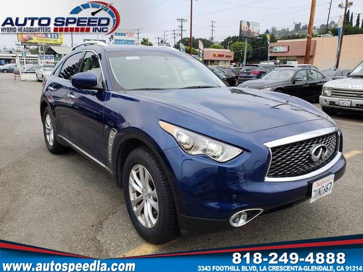 Used Infiniti For Sale Glendale Ca Auto Speed Inc