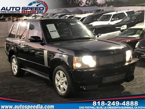 View 2005 Land Rover Range Rover