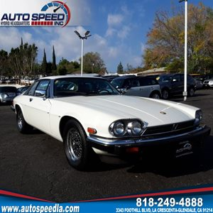 View 1990 Jaguar XJS