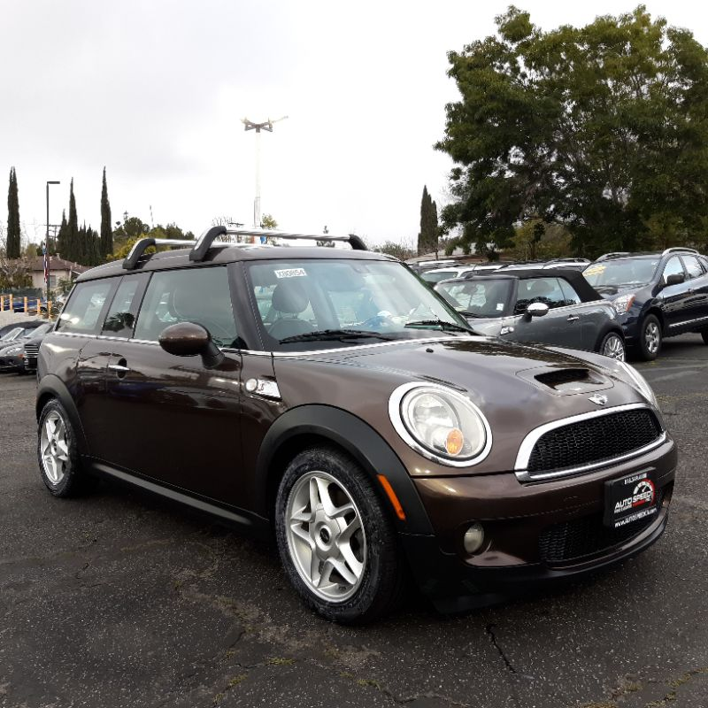 Used 2009 Mini Cooper Clubman S In La Crescenta Glendale