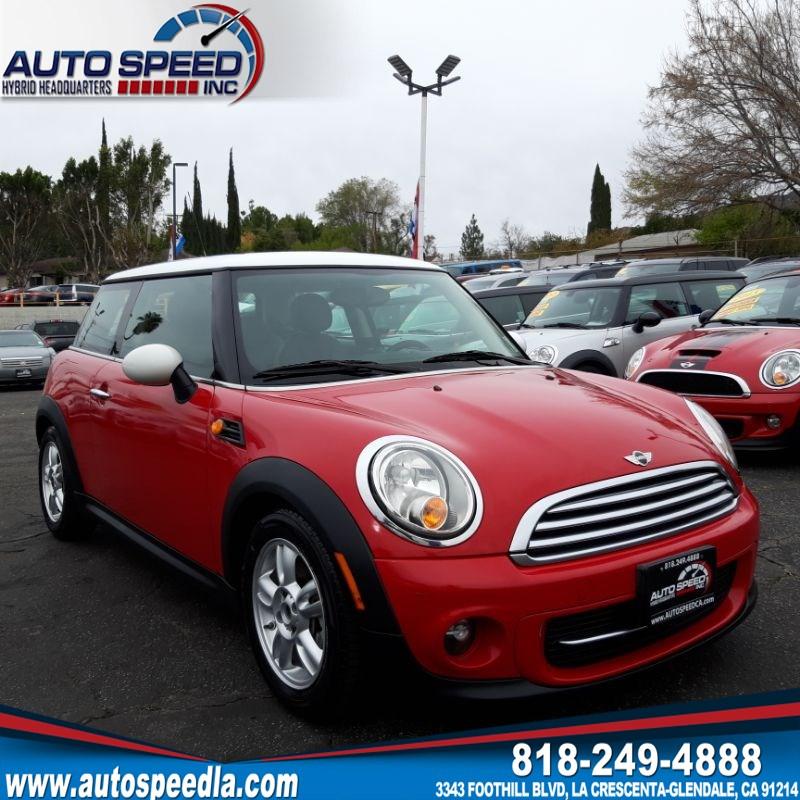 Sold 2011 Mini Cooper Hardtop In La Crescenta Glendale