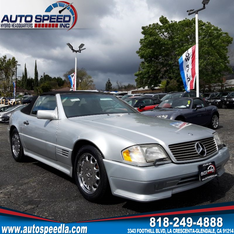 1995 Mercedes-Benz SL500 2dr Roadster