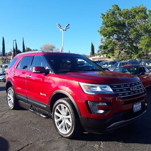 View 2017 Ford Explorer BraunAbility
