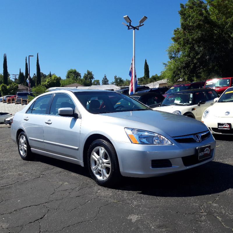 2006 Honda Accord Sdn EX-L