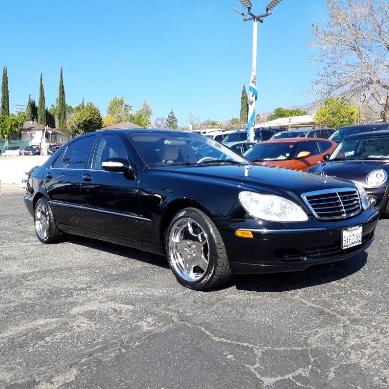 Sold 2003 Mercedes Benz S430 Sedan In La Crescenta Glendale