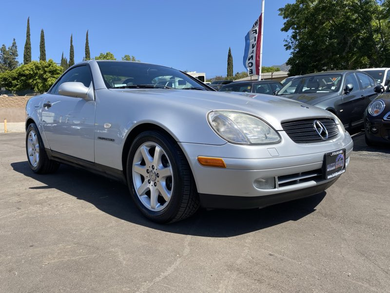 2000 Mercedes-Benz SLK230 Kompressor