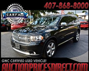 View 2012 Dodge Durango