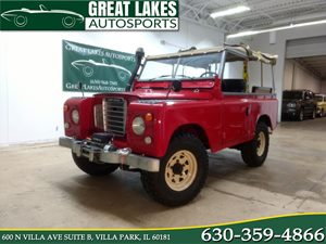 View 1971 Land Rover Series III