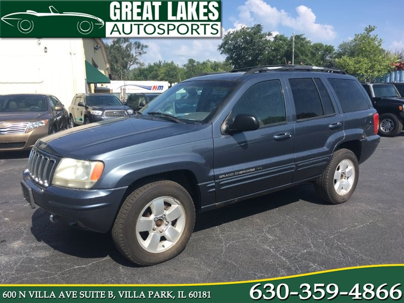 2001 Jeep Grand Cherokee Limited