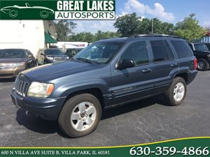 View 2001 Jeep Grand Cherokee