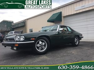 View 1987 Jaguar XJS